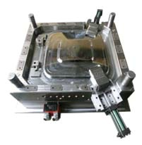 240L dustbin lid mould