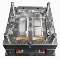 plastic part injection mould
